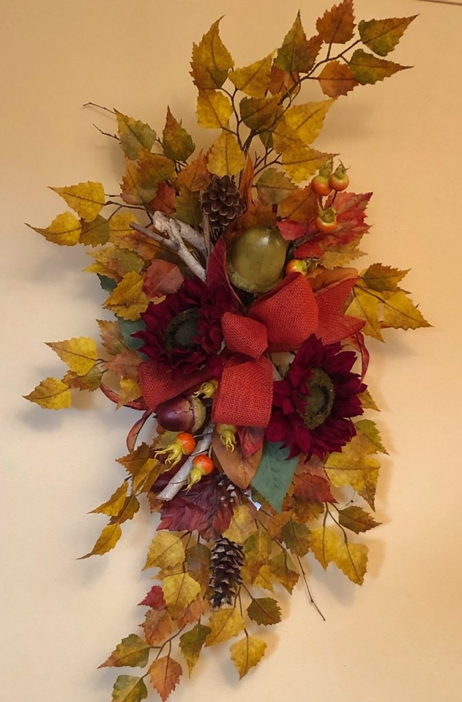 Fall Center piece sold