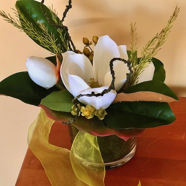 California white magnolia